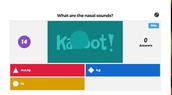 Language Science Kahoot Games