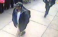 Suspects walking away
