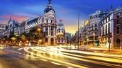 Este viaje a Madrid es el 14 al 21 de Marzo de 2016