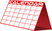 January 2016 Important Dates