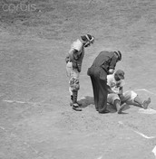 Jackie robinson hit by pitch