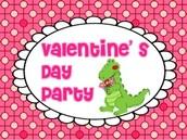 Spring / Valentine's Parties!