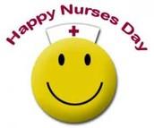 May 6th: National Nurses Day