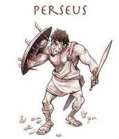 Perseus In Batle