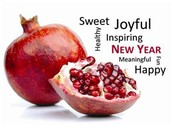 To our families celebrating the Jewish New Year!