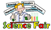 Congratulations Science Fair Participants