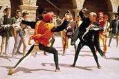 mercutio and tybalt start fighting