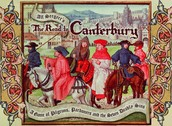 Advertisement from The Canterbury Tales
