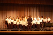 Choir at Contest