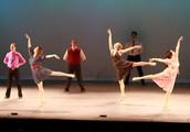 ¡Únete a la mejor clase de danza en la ciudad!