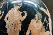 Phonenician: Adonis and Aphrodite