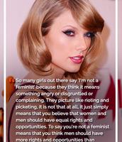 Taylor Swift Talks About Feminism