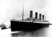 The Titanic is the biggest and most luxurious ship to ever be made!