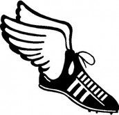 Speed Shoes Fast