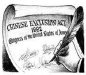 Chinese exclution act