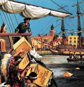 Boston Tea Party!!!!!!!