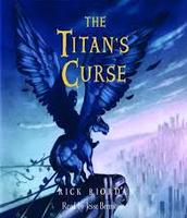 The Titan's Curse book