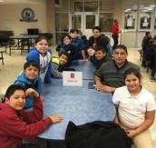 Salazar at UIL Meet
