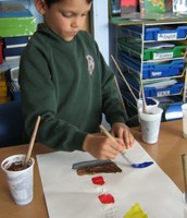 Busy in Year 2!