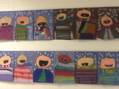 Second Grade Art