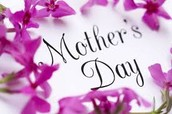 Mothers Day is Coming Soon