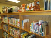 Glenview Elementary Library