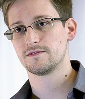 Edward Snowden (As of June 6, 2013)