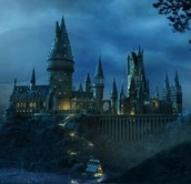 Hogwarts morning