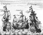 Navigation Acts - (1650-1700s)
