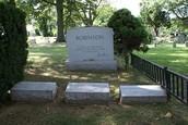 Were Jackie,Rachel, and Jack Jr. are buried