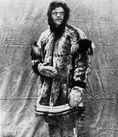 Jack London / Inuit Costume