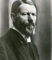 Old Max Weber