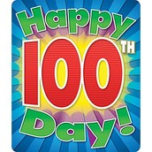Celebrating 100 days of  joy!