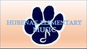 Hubenak Elementary Music