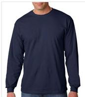 100% Cotton Long-Sleeve T-shirt