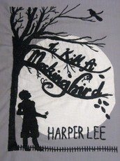 Why has Harper Lee included Miss Maudie as a main character in the novel?