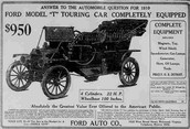 For Sale: Ford Model T