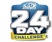 24-Day Brookview Challenge!
