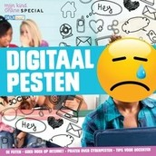 Digitaal pesten is ook pesten!!!