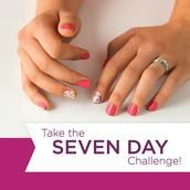 2) 7 DAY CHALLENGE