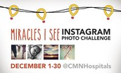 Join the Miracles I See Instagram Photo Challenge