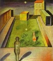 Art work by Max Ernst