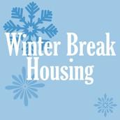 Winter Break Housing