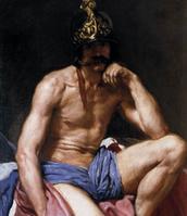 Mars, God of War 1640