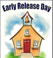 Early Release on Friday, October 7th at 11:40 am.