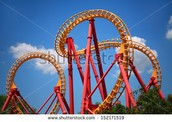 A awesome roller coaster !!!!