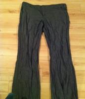 80. Gap Dress Pants, 14, Need Ironing