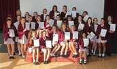 Food Hygiene Certificates presented