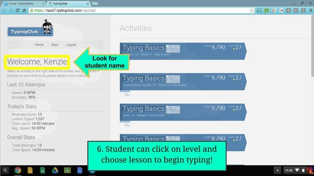 Typing Club | Smore Newsletters