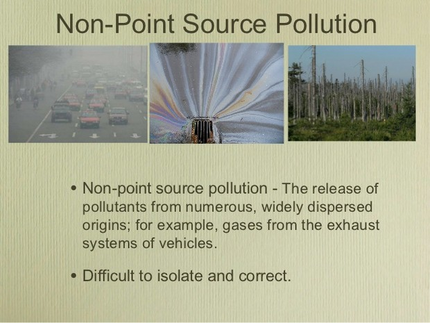 Non Point Source Pollution Smore Newsletters